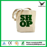 Promotional Logo Printed Cotton Shopping Bag Customized