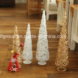Customized Fashionable Woven Willow Home Christmas Decoration in Different Colors