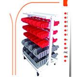 Part Box Trolley Ljc-905/2b Spare Parts Box Cart