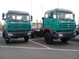 Mercedes Benz Technology North Benz Lorry Truck Cargo Truck for Sale