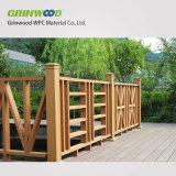 Wood Plastic Composite Railing Post WPC Square Column