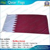 90X180cm 160GSM Spun Polyester Qatar Flag (NF05F09052)