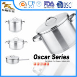 18/10 Stainless Steel Cookware Set 6PCS