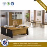Hot Sale Furniture Wooden L Shape Manager Office Table (HX-BS811)