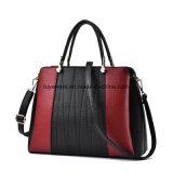 Fashion Colorful PU Leather Cheap Lady Tote Handbag (FTE-072)