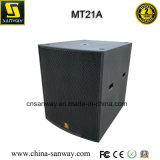 Mt21A Built-in DSP Single 21 Self-Powered Subwoofer with Compact Cabinet Box