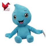 Custom New Design Stuffed Plush Toy Mascot Water
