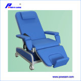 Hospital Medical Electric Blood Collection Chair, Hospital Dialysis Chair