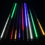 Waterproof Double Size Multi Color LED Snowfall Light/ LED Meteor Light