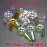 Glass Bubble Carb Cap for Quartz Thermal Banger Nails P001
