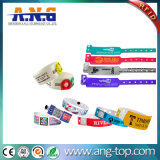 Waterproof RFID PVC Identification Bracelet for Swimming Pool