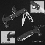 Multi Function Hammer & Wrench Tools (#8455AM)