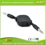 Good Quality Retractable 3.5mm Cable