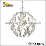 Single Light Wrought Iron Hanging Lamp
