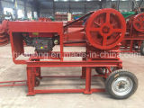 Ce Approved Mini Stone Crusher, Rock Crusher PE 250*400, PE 150*250 Jaw Crusher Price List