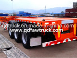 Durable 40ft Skeletal Container Trailer