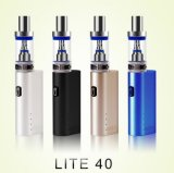 2016 New Products Jomo Latest Vape Box Mod 40W Mod with Deft Design