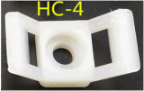 Manufacturer Cable Tie Base Mount Hc-4