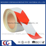 Red Arrow Reflective Adhesive Tape for Floor Marking (C1300-AW)