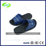 Black Cleanroom Antistatic ESD Spu Safety Slippers