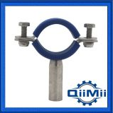 Pipe Holding Clamp with Blue Insert