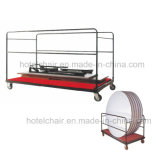 Banquet Table Trolley for Round Table