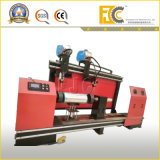 Horizontal Steel Gas Receiver Welding Machine