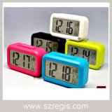 Wj-Large Digital LED Display Alarm Clock with Temperature Desk/Table Clock