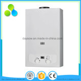 White Painting Panel Gas Water Heater