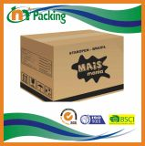 Custom Color Corrugated Shipping Carton