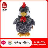 Hot Sale Stuffed Fat Chicken Toy with Chick