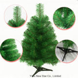 PVC Small Christmas Decorations Tree 7 Color