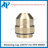 Retaining Cap 220747 for Hpr130/260/400 Plasma Cutting Torch Consumables