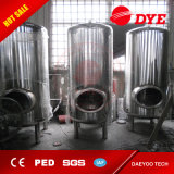 500L Malt Beer Horizontal Bright Beer Tank for Sale