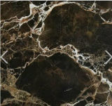 Natural Polished Marron Emperador/Emperador Dark Spain Marble Tile for Flooring,