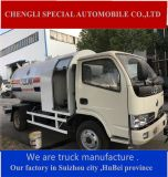 5500liter Cylinder LPG Tank Truck Vehicle Mobile Lp Gas Cylinder