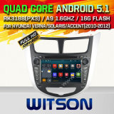 Witson Android 5.1 Version Car DVD for Hyundai Verna (W2-F9553Y)