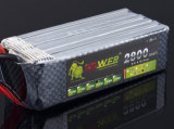 Battery 22.2V 4200mAh Large Capacity Lithium Battery 35c RC Helicopter Airplane