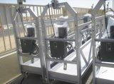 Factory Zlp630 Aluminum Alloy Suspended Platform Access Cradle Scaffolding Gondola