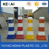 Gold Supplier Good Quality Plastic Reflective Middle Road Barrier
