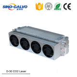 High Efficiency and Power CO2 Laser Tube