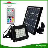 Remote Control Color Changing Solar Light Outdoor Garden Lawn Landscape Yard Decorative Lighting