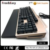 Professional LED Backlit Wired Game Mechanical Keyboard