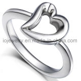 Wholesale Heart Shape Ring Woman Jewelry