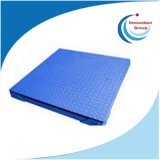 With OIML CE Approved Load Cells Electronic Floor Scale