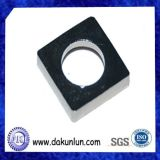 CNC Machined Square Stainless Steel Washer