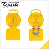 UK Style 2battery Road Block Lamp (S-1309)