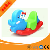 Colorful Cute Animal Outdoor Rocking Horse for Sale