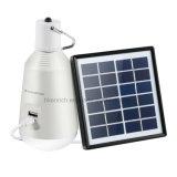 E27 7W Solar Rechargeable LED Emergency Bulb