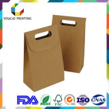 Widely Used & Lower Price Kraft Paper Box with Handle